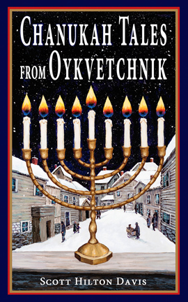 Chanukah Tales from Oykvetchnik Cover