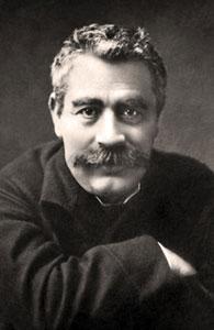 I. L. Peretz Portrait