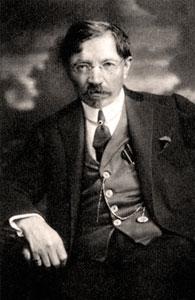 Sholem Aleichem Portrait