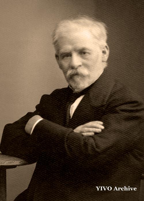 Jacob Dinezon Portrait